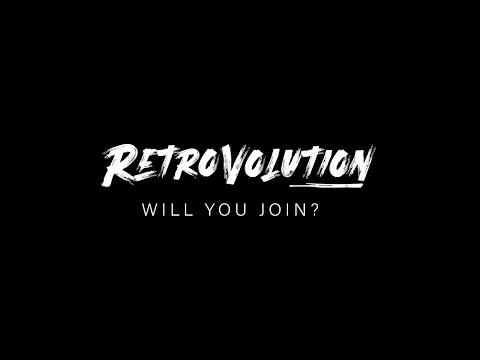 画像: 【第2弾】RETROVOLUTION - Will You Join ? www.youtube.com