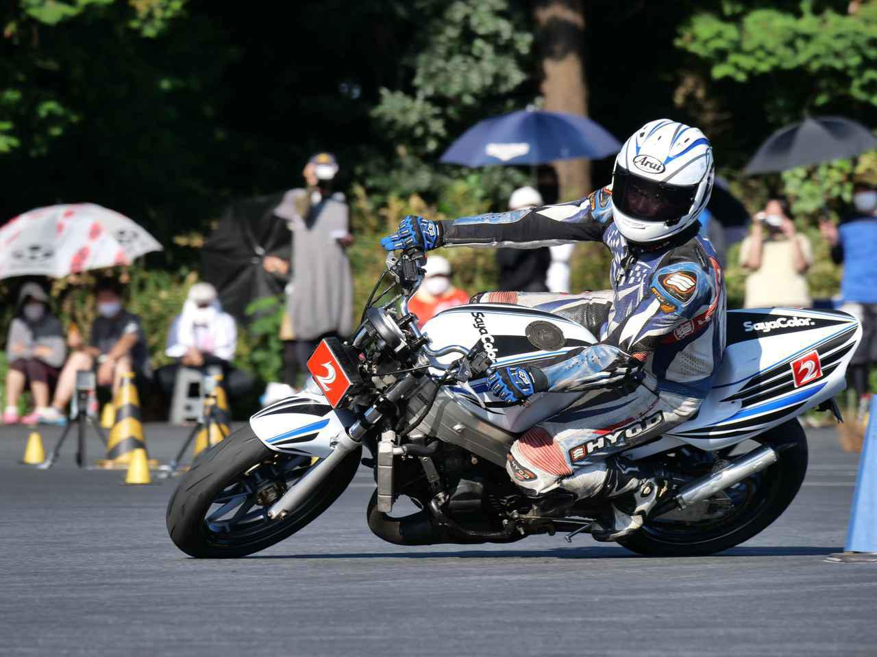 画像: 【オートバイ杯ジムカーナ 第3戦・A級レポート】 - webオートバイ