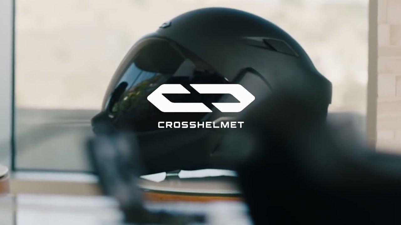 画像: 【動画】CrossHelmet x what3words www.youtube.com