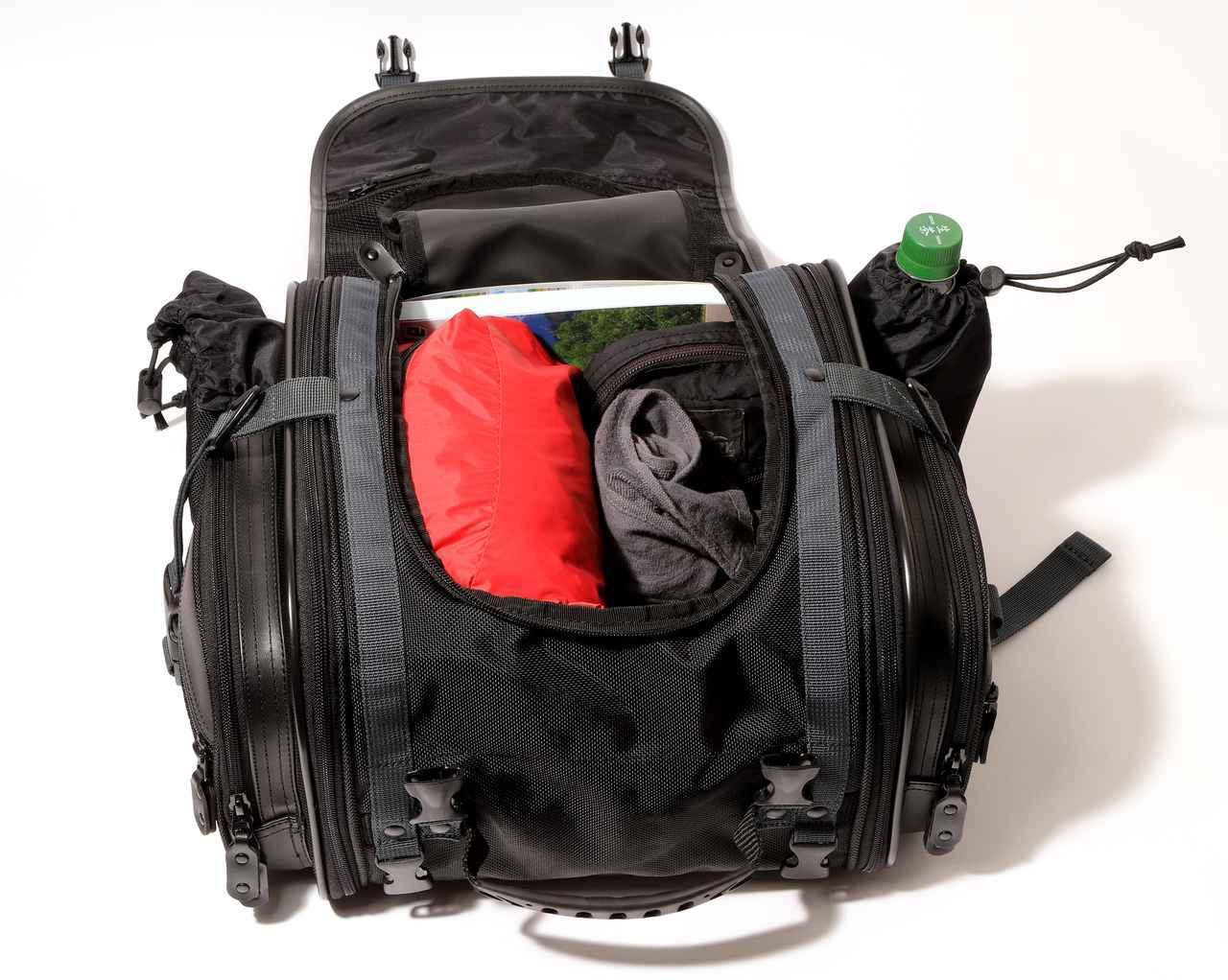 画像: 日帰りツーリングに必要な持ち物とおすすめのバッグ - webオートバイ