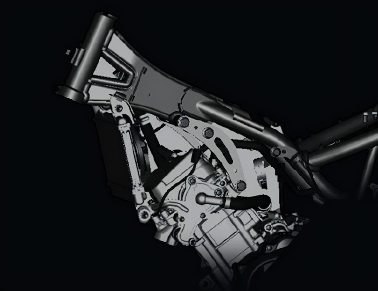画像2: アンダーボーンバイクの進化が止まらない!