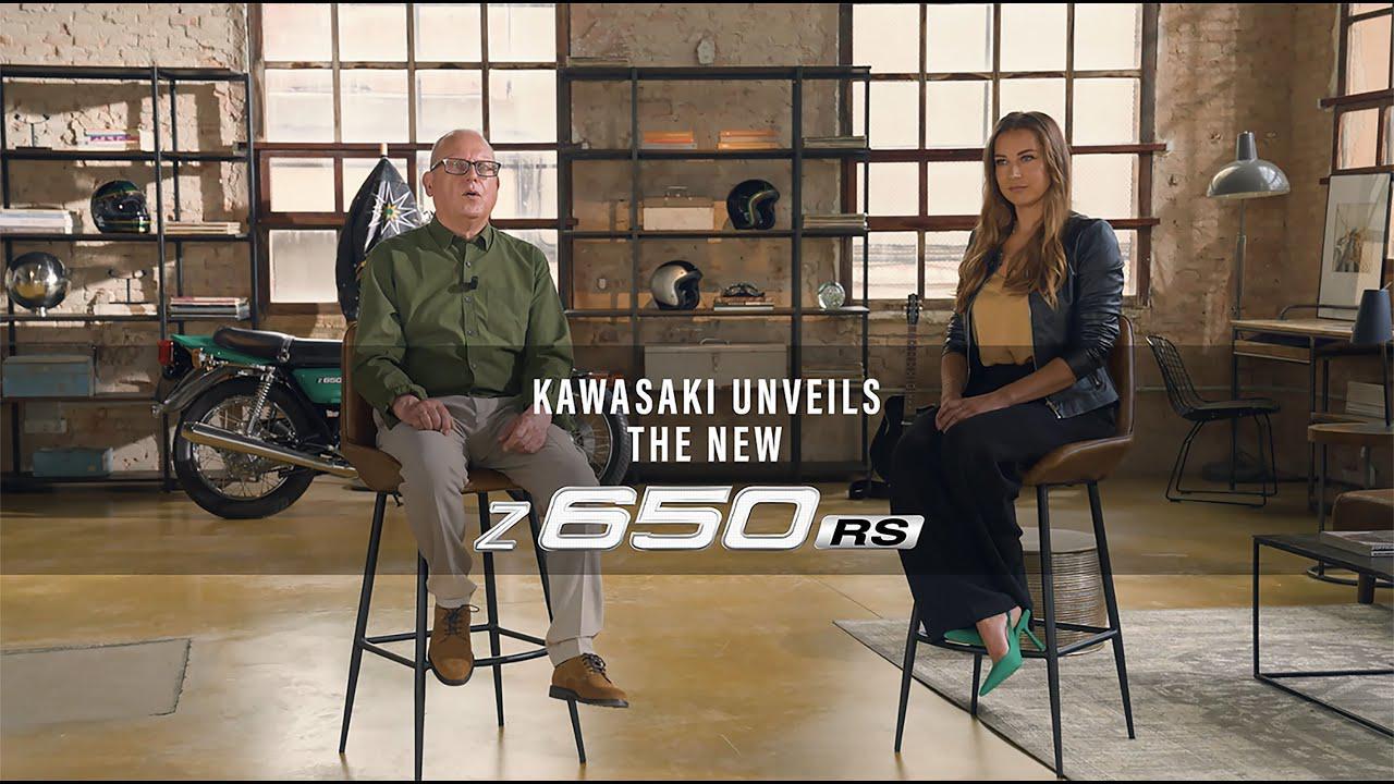 画像: 【公式動画】2022 Kawasaki Z650RS | Official Unveiling Video | Retrovolution Begins www.youtube.com