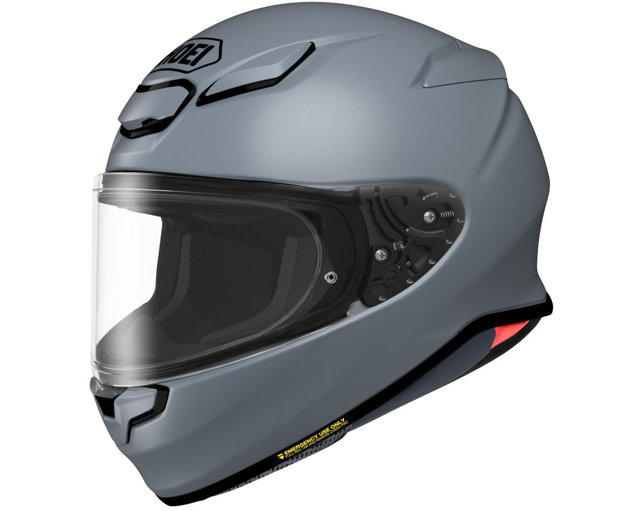 画像: SHOEI 2021年の新製品「Z-8」情報 - webオートバイ