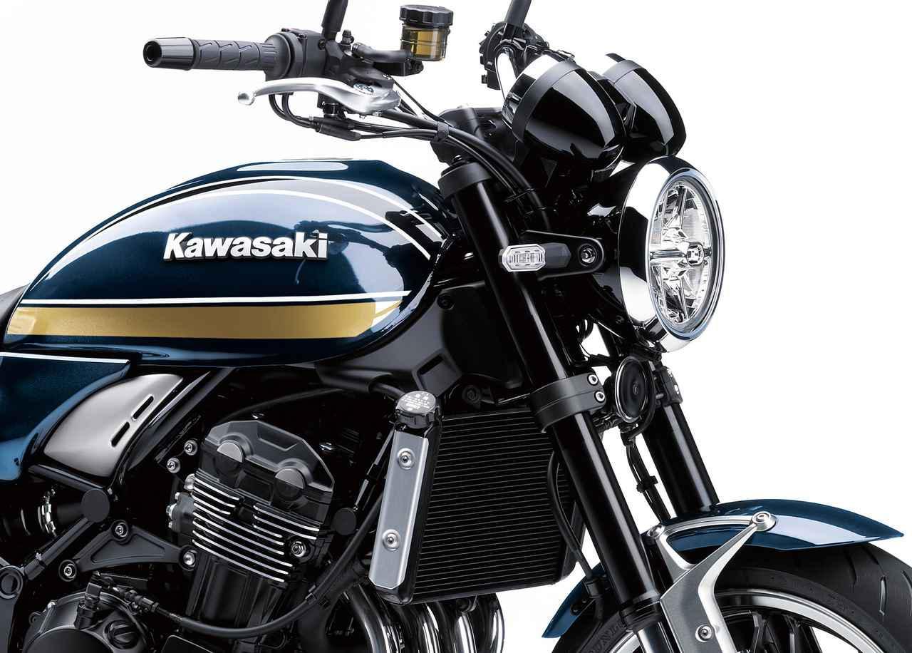 画像: カワサキ「Z900RS」「Z900RSカフェ」2022年モデル情報 - webオートバイ