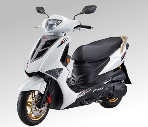 画像1: PGO「ティグラ150」【1分で読める 2021年に新車で購入可能な150ccバイク紹介】