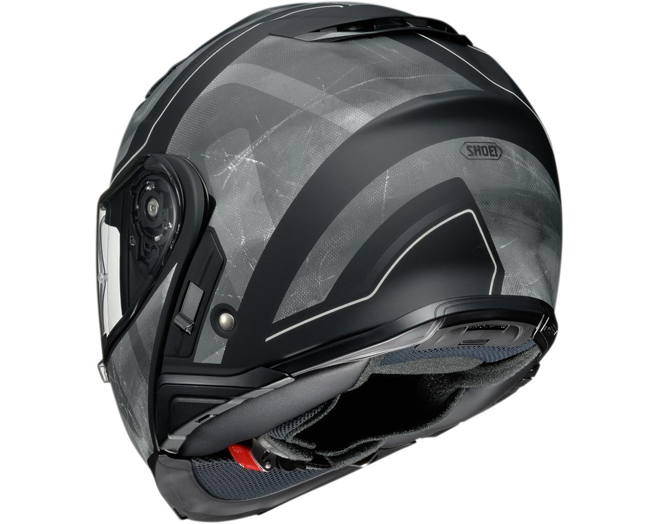 画像2: SHOEIのシステムヘルメット「ネオテックII」に新たなグラフィックモデル「ジョーント」が登場! カラーは3色