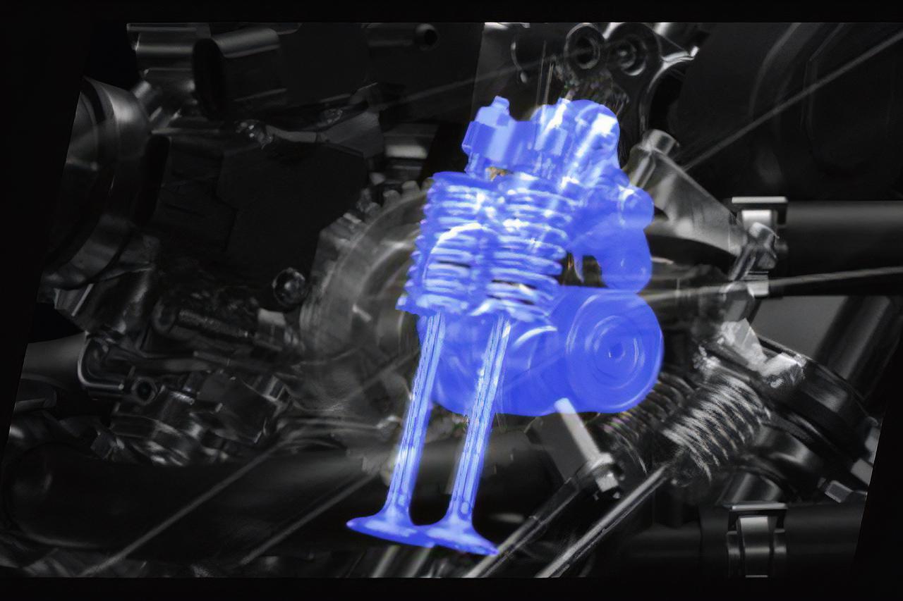 画像3: 「YZF-R15」は第4世代にモデルチェンジ