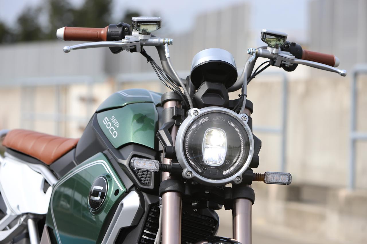 画像: スーパーソコの「TSx」「TC」を解説 - webオートバイ