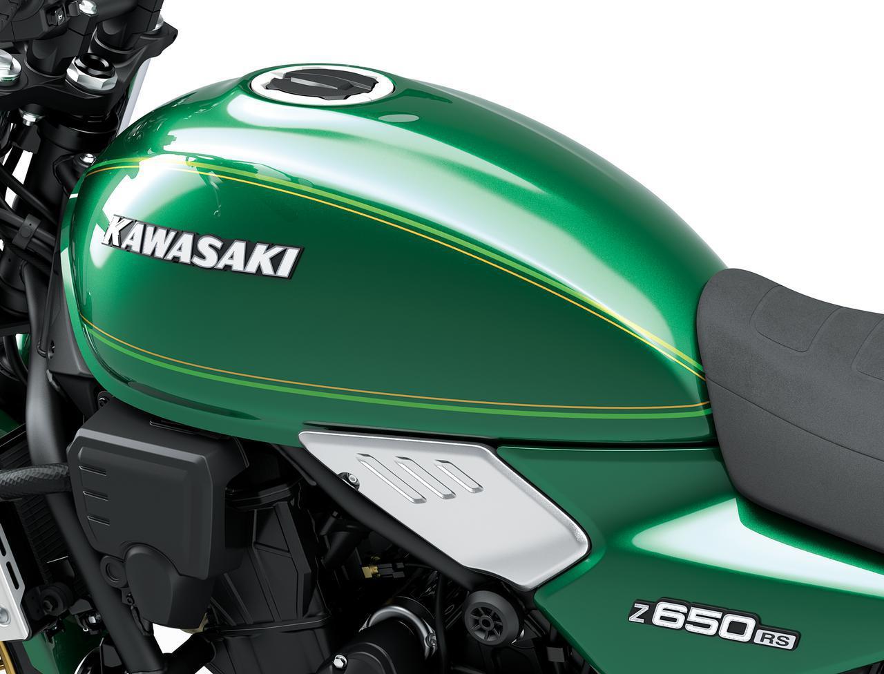 画像3: カワサキ「Z650RS」の特徴
