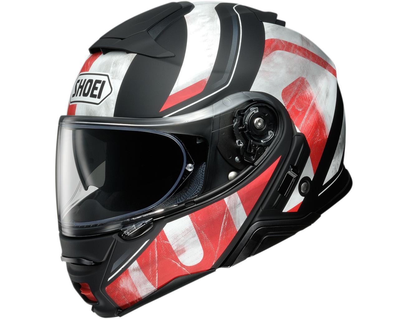 画像5: SHOEIのシステムヘルメット「ネオテックII」に新たなグラフィックモデル「ジョーント」が登場! カラーは3色
