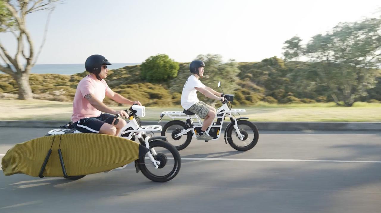 画像: 世界の電動2輪車図鑑:27 UBCO 2x2 - LAWRENCE - Motorcycle x Cars + α = Your Life.