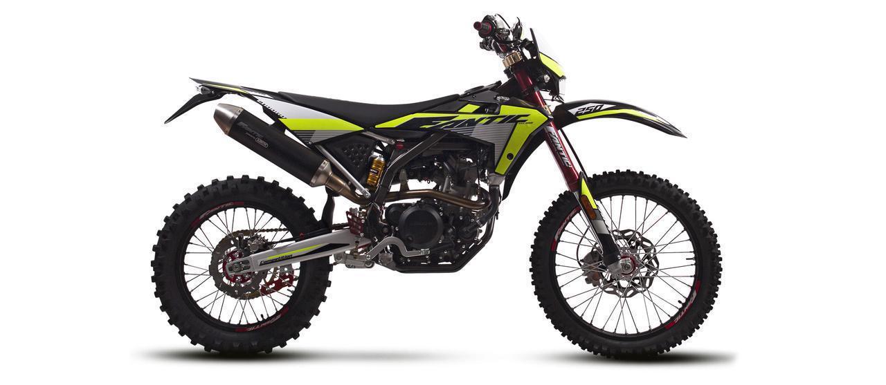 画像: ファンティック「XEF 250トレール」は2021年に価格改定 - webオートバイ