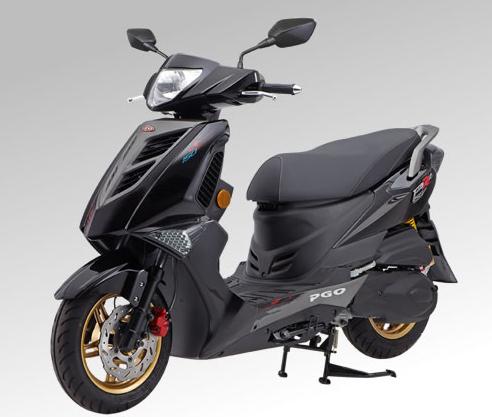 画像2: PGO「ティグラ150」【1分で読める 2021年に新車で購入可能な150ccバイク紹介】