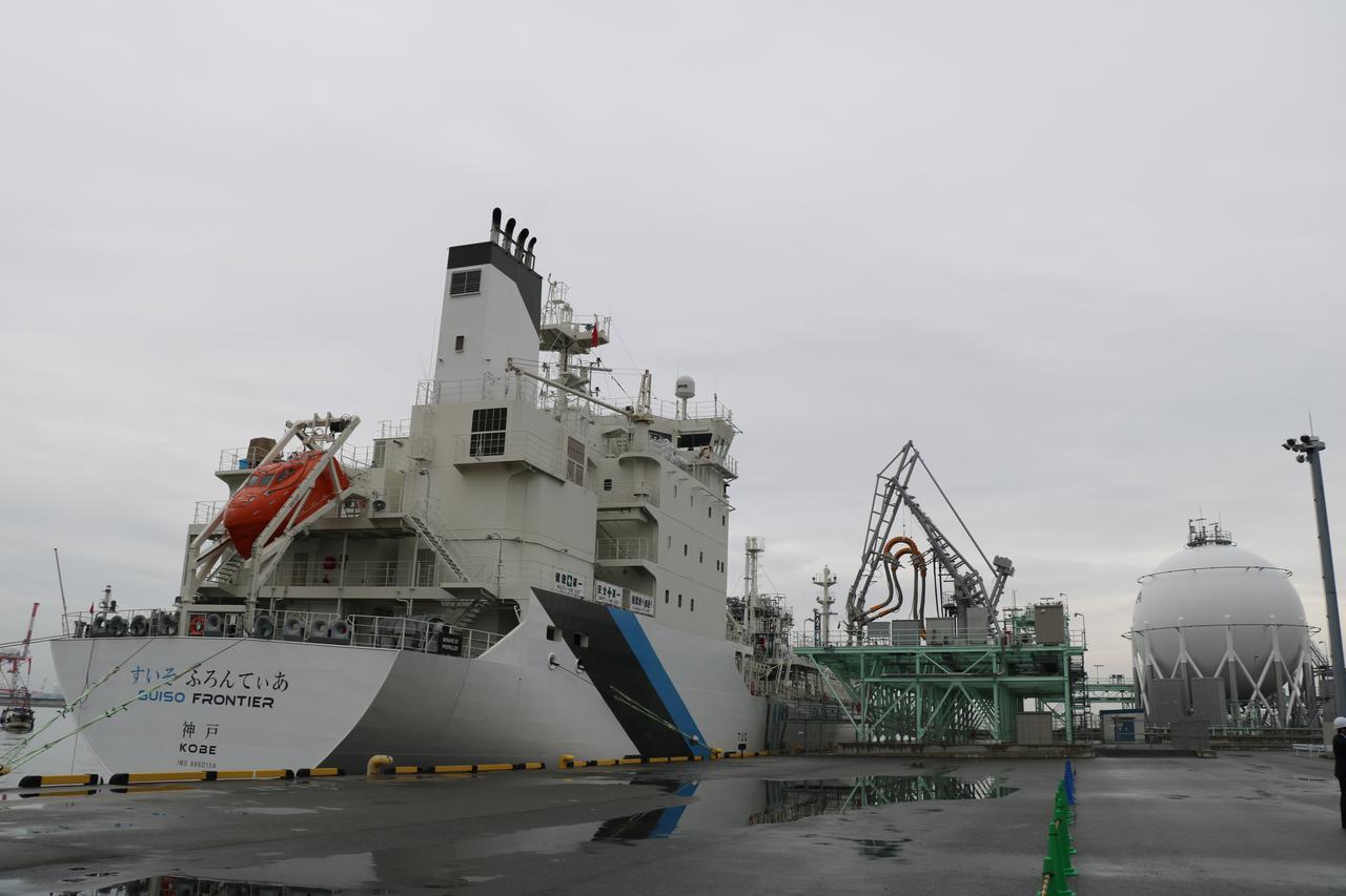 画像: オーストラリアの褐炭から水素を製造、カワサキが日本へ運搬!