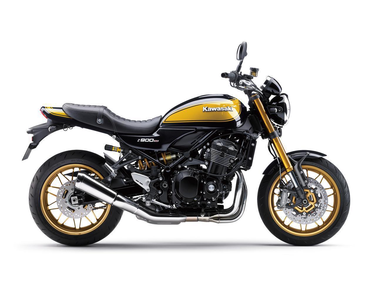 画像: カワサキが「Z900RS SE」の国内モデルを正式発表 - webオートバイ