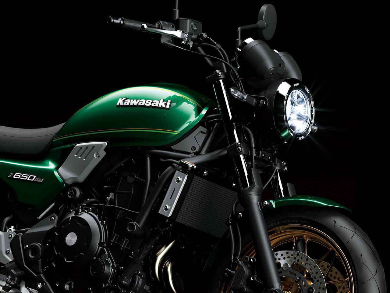 画像: カワサキ「Z650RS」の解説|装備・スペック - webオートバイ