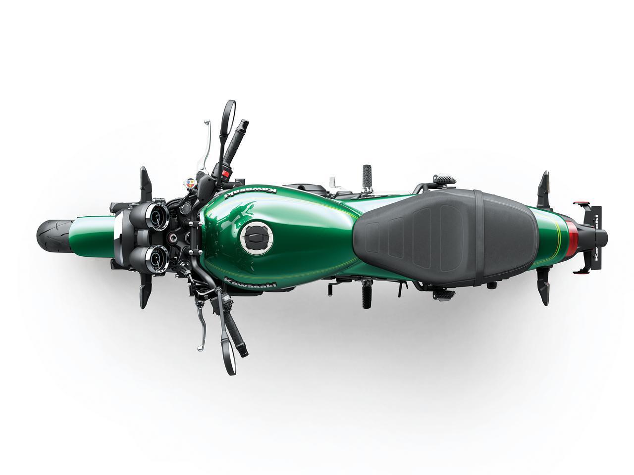 画像8: カワサキ「Z650RS」国内モデルに関する情報|発売時期が明らかに! 日本での販売価格も予想【2022速報】