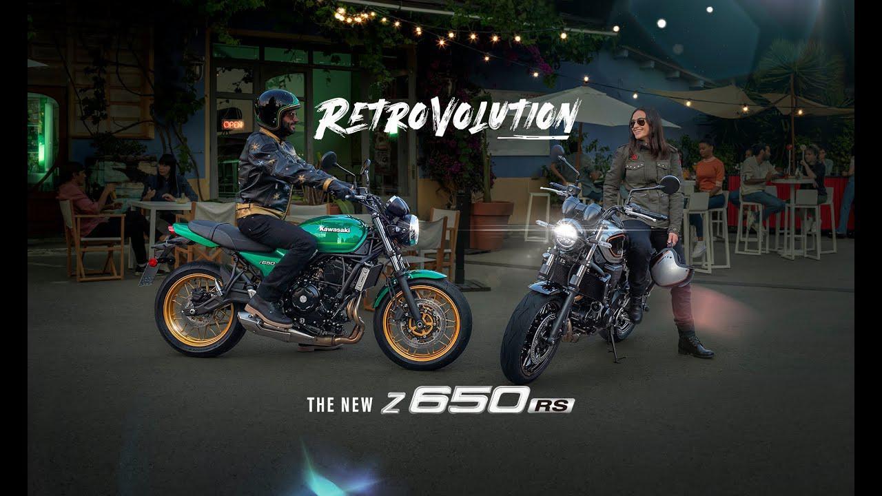 画像: 2022 Kawasaki Z650RS | Official Action Video | the Retrovolution begins www.youtube.com