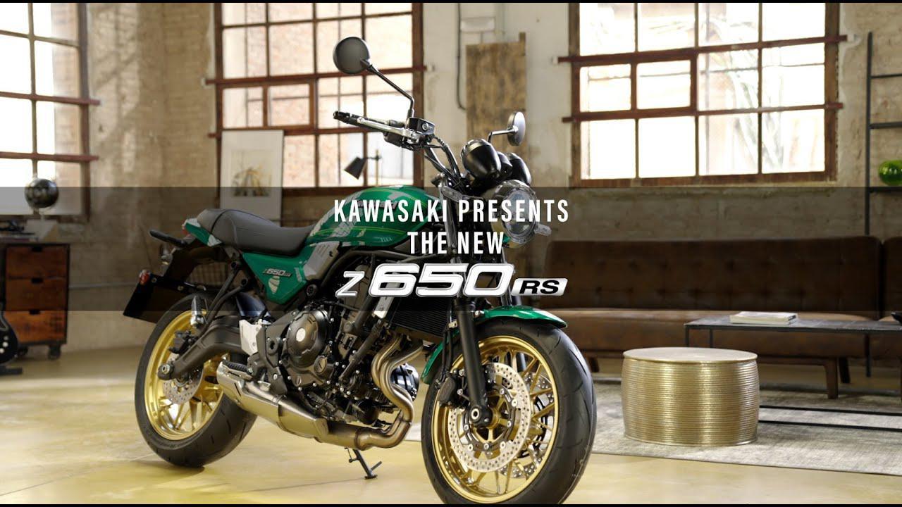 画像: 2022 Kawasaki Z650RS | Official Feature Video | The Retrovolution Begins www.youtube.com