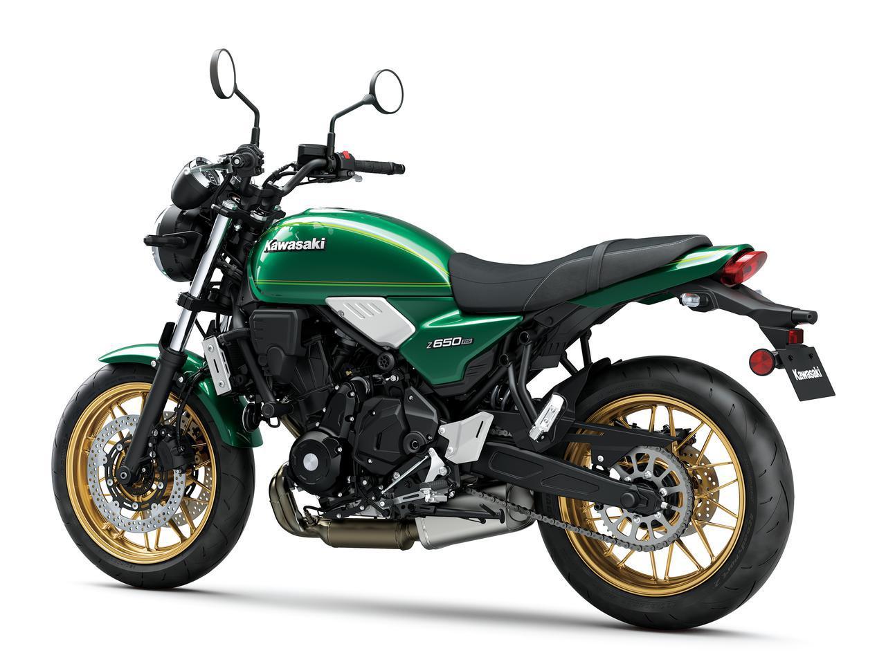 画像7: カワサキ「Z650RS」国内モデルに関する情報|発売時期が明らかに! 日本での販売価格も予想【2022速報】