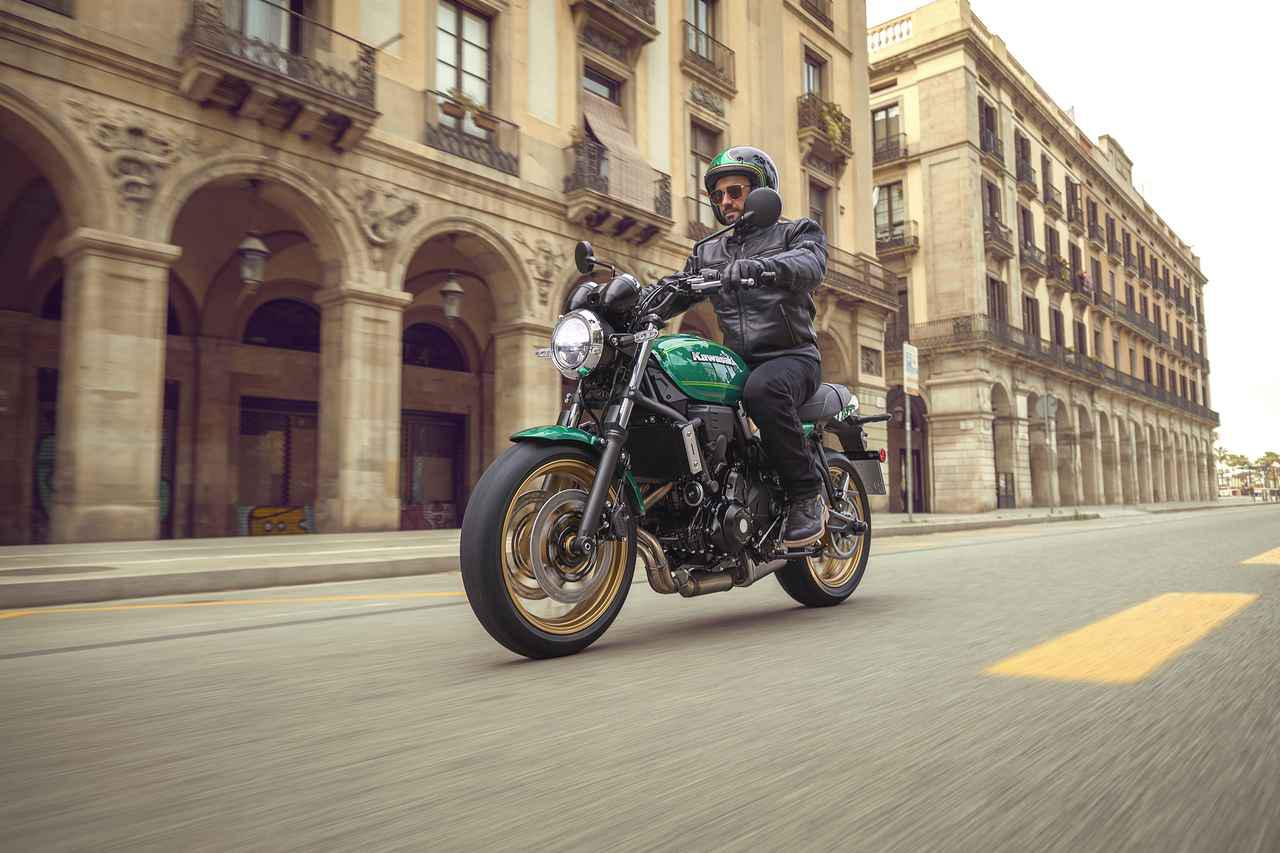 画像: 【写真22枚】カワサキ「Z650RS」欧州仕様車 - webオートバイ