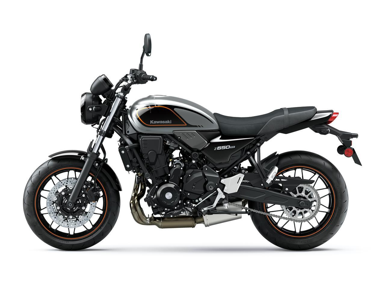 画像11: カワサキ「Z650RS」国内モデルに関する情報|発売時期が明らかに! 日本での販売価格も予想【2022速報】