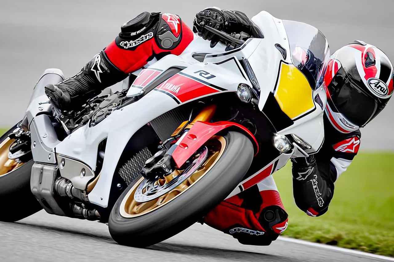 画像: 【ニュース】ヤマハ「YZF-R1/R7/R3/R125」の限定カラーが海外で登場 - webオートバイ