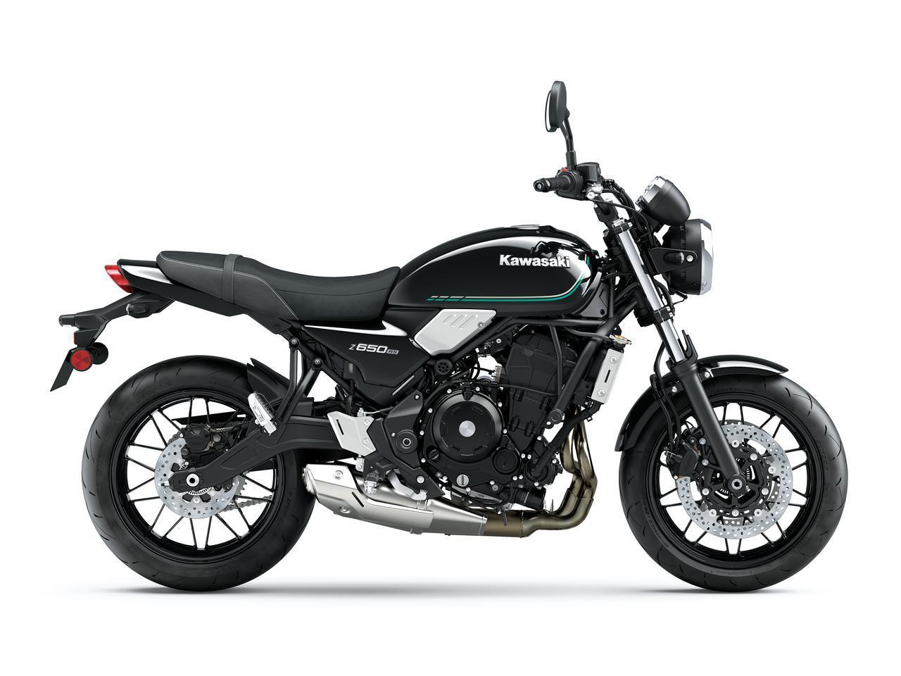 画像2: カワサキ「Z650RS」国内モデルに関する情報|発売時期が明らかに! 日本での販売価格も予想【2022速報】