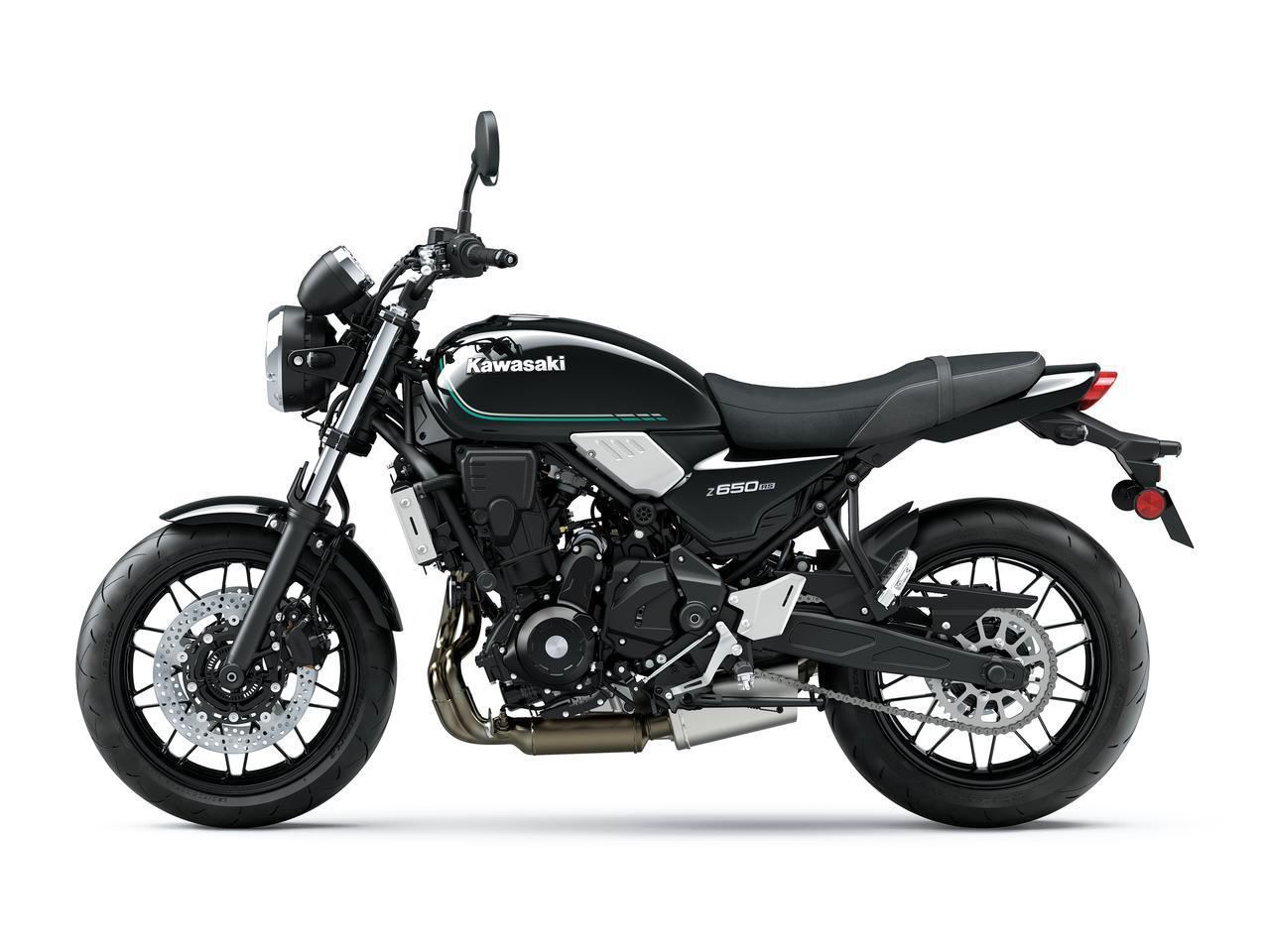 画像3: カワサキ「Z650RS」国内モデルに関する情報|発売時期が明らかに! 日本での販売価格も予想【2022速報】