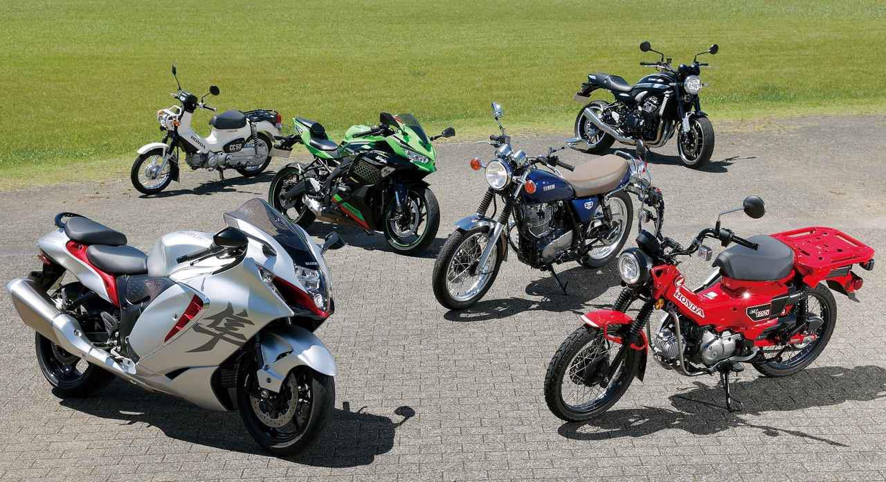 画像: webオートバイの関係者&スタッフが選んだ2021年のベストバイク - webオートバイ