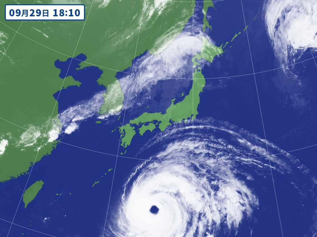 画像: 当日の気象情報はこまめにチェックをお願いします!