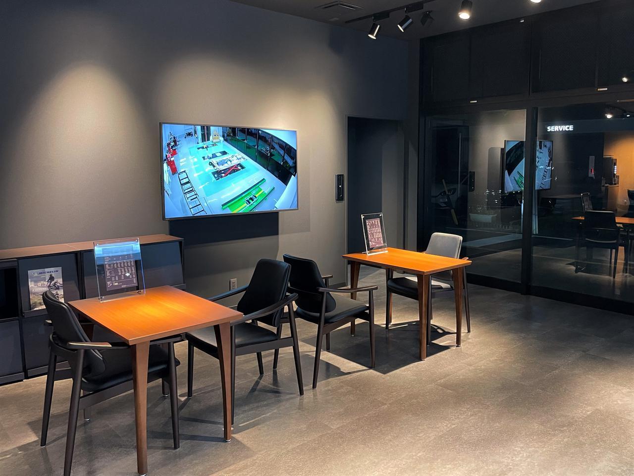 画像4: 愛知県豊橋市にカワサキ専門店「カワサキ プラザ豊橋」が10月1日(金)オープン