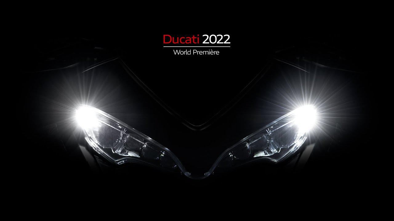 画像: 【動画】Ducati World Première 2022 Ep. 1   Your Everyday Wonder (JPN) www.youtube.com