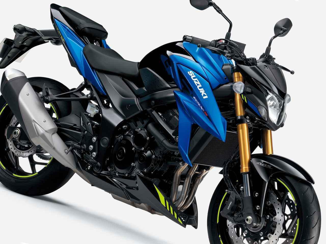 画像: 【インプレ】スズキ「GSX-S750」(2021年) - webオートバイ