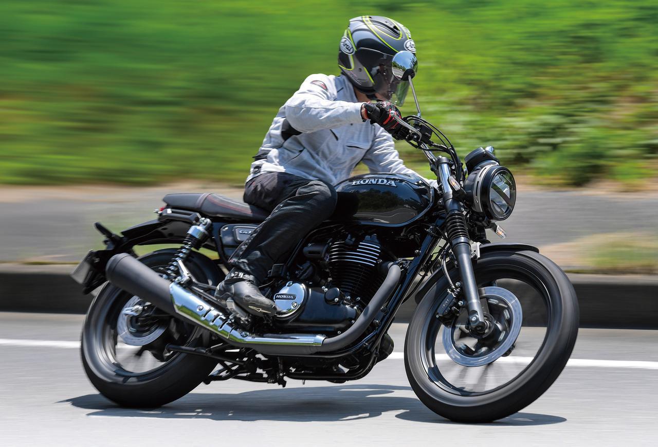 画像: 【インプレ】ホンダ「GB350 S」(2021年) - webオートバイ