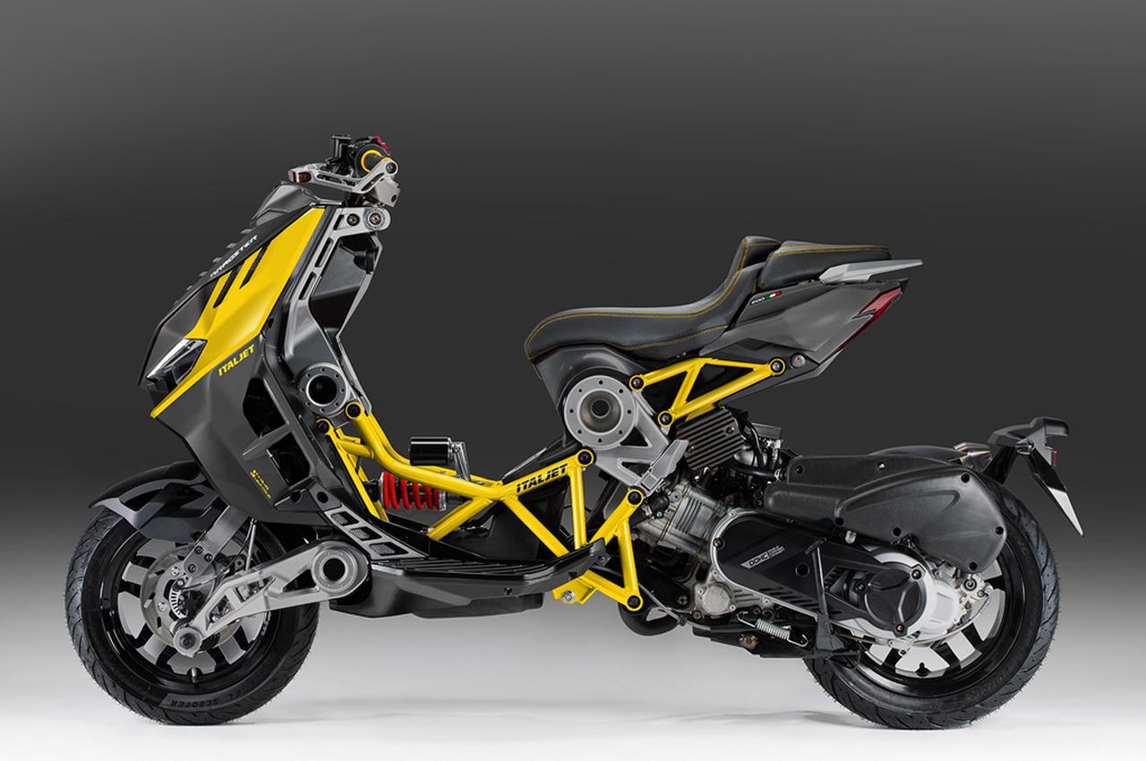 画像2: イタルジェット「ドラッグスター200」【1分で読める 2021年に新車で購入可能な200ccバイク紹介】