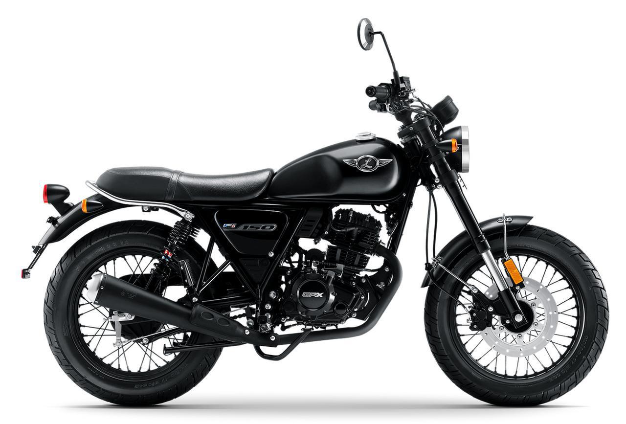 画像2: GPX「レジェンド 250ツインII」【1分で読める 2021年に新車で購入可能な250ccバイク紹介】
