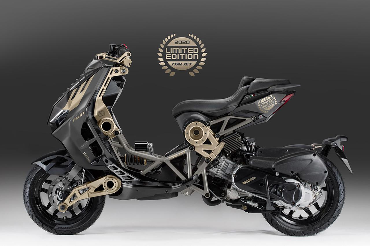 画像4: イタルジェット「ドラッグスター200」【1分で読める 2021年に新車で購入可能な200ccバイク紹介】