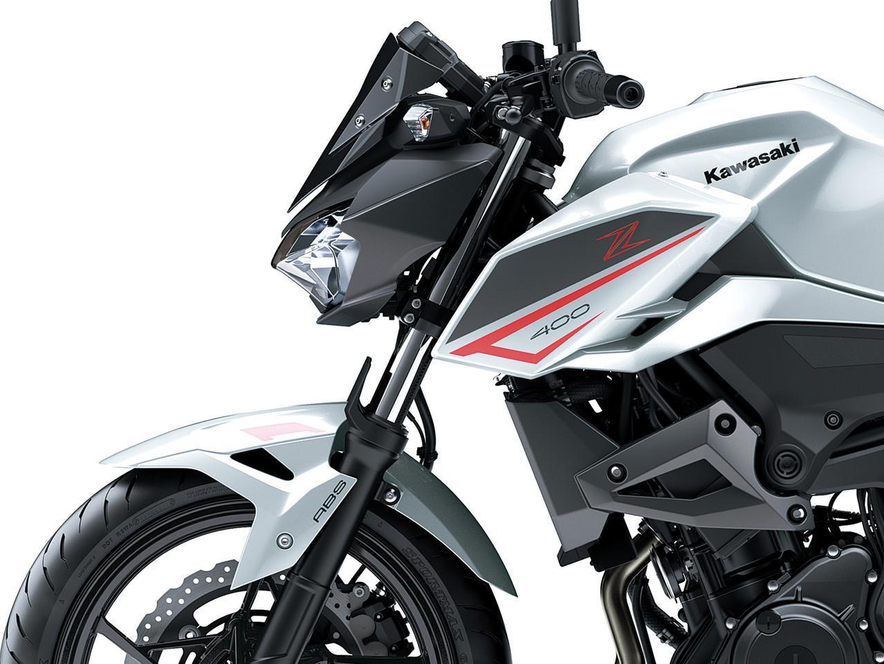 画像: 【2022年モデル情報】カワサキ「Z400」 - webオートバイ