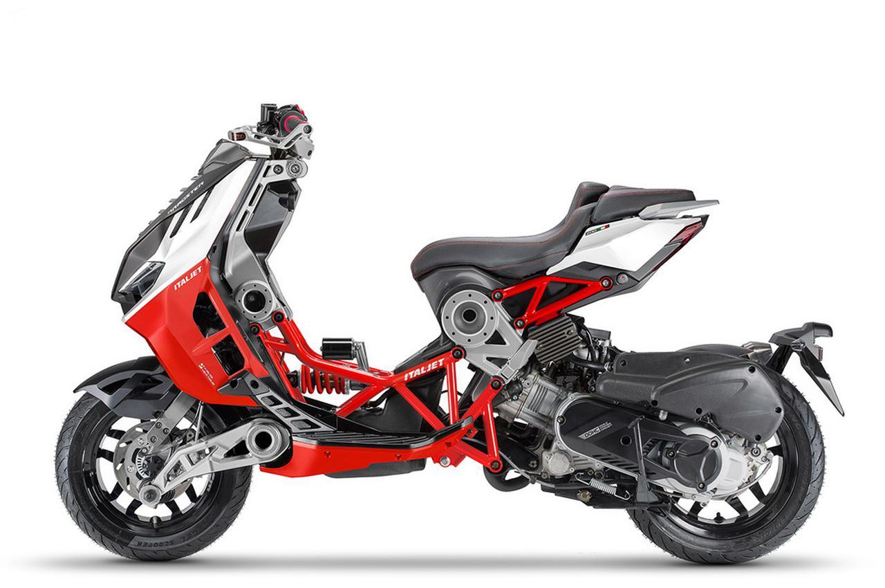 画像1: イタルジェット「ドラッグスター200」【1分で読める 2021年に新車で購入可能な200ccバイク紹介】