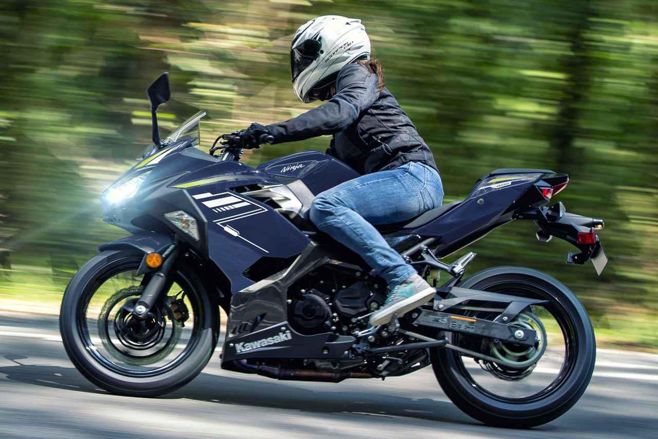 画像: 【2022年モデル情報】カワサキ「Ninja400」 - webオートバイ