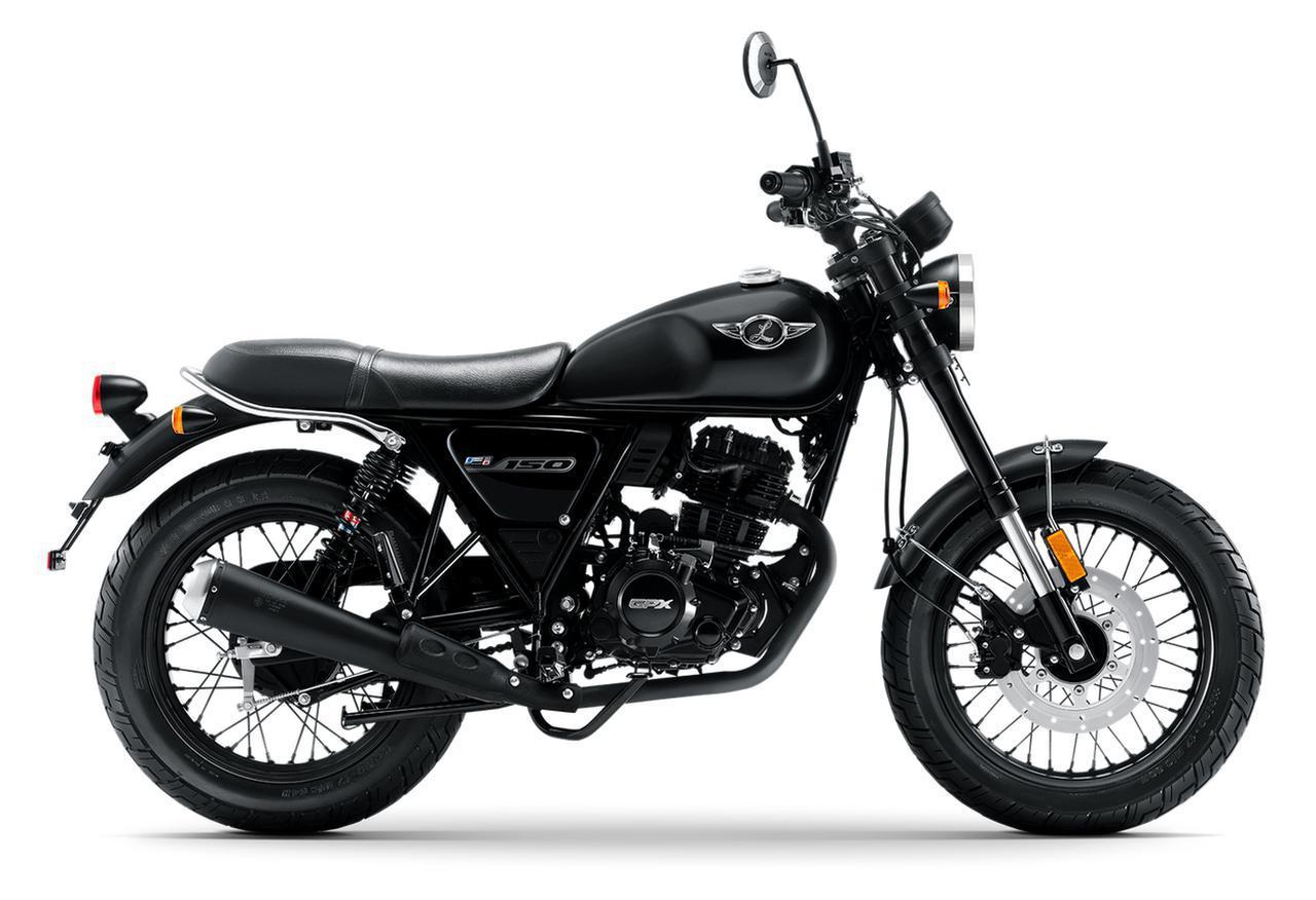 画像3: GPX「レジェンド 250ツインII」【1分で読める 2021年に新車で購入可能な250ccバイク紹介】