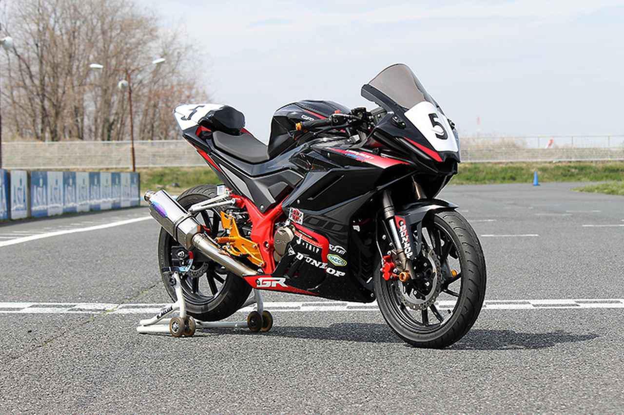 画像: 月木レーシングがタイのバイクメーカーGPXのワンメイクレースを開催 - webオートバイ