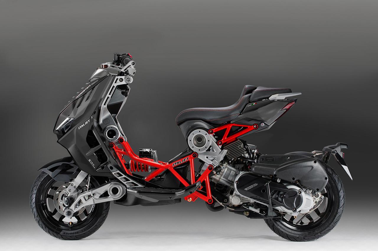 画像3: イタルジェット「ドラッグスター200」【1分で読める 2021年に新車で購入可能な200ccバイク紹介】