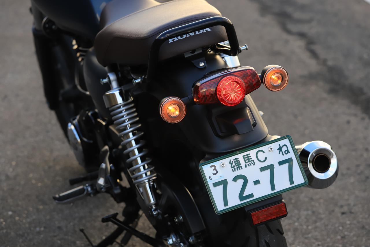 画像2: ホンダ「GB350」は通勤バイクとしても使える? 燃費や走り心地など2週間の街乗りで感じたことをレビュー