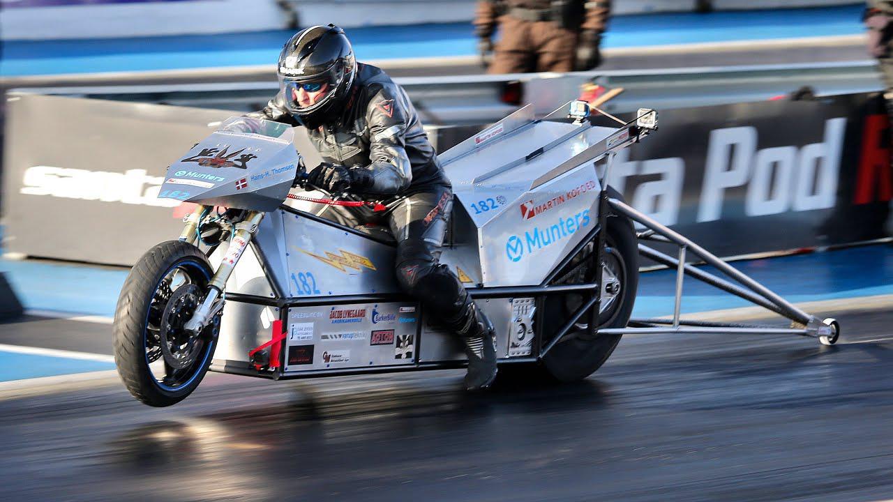 画像: NEW overall World record for Electric Drag Vehicles - Silver Lightning by True Cousins www.youtube.com