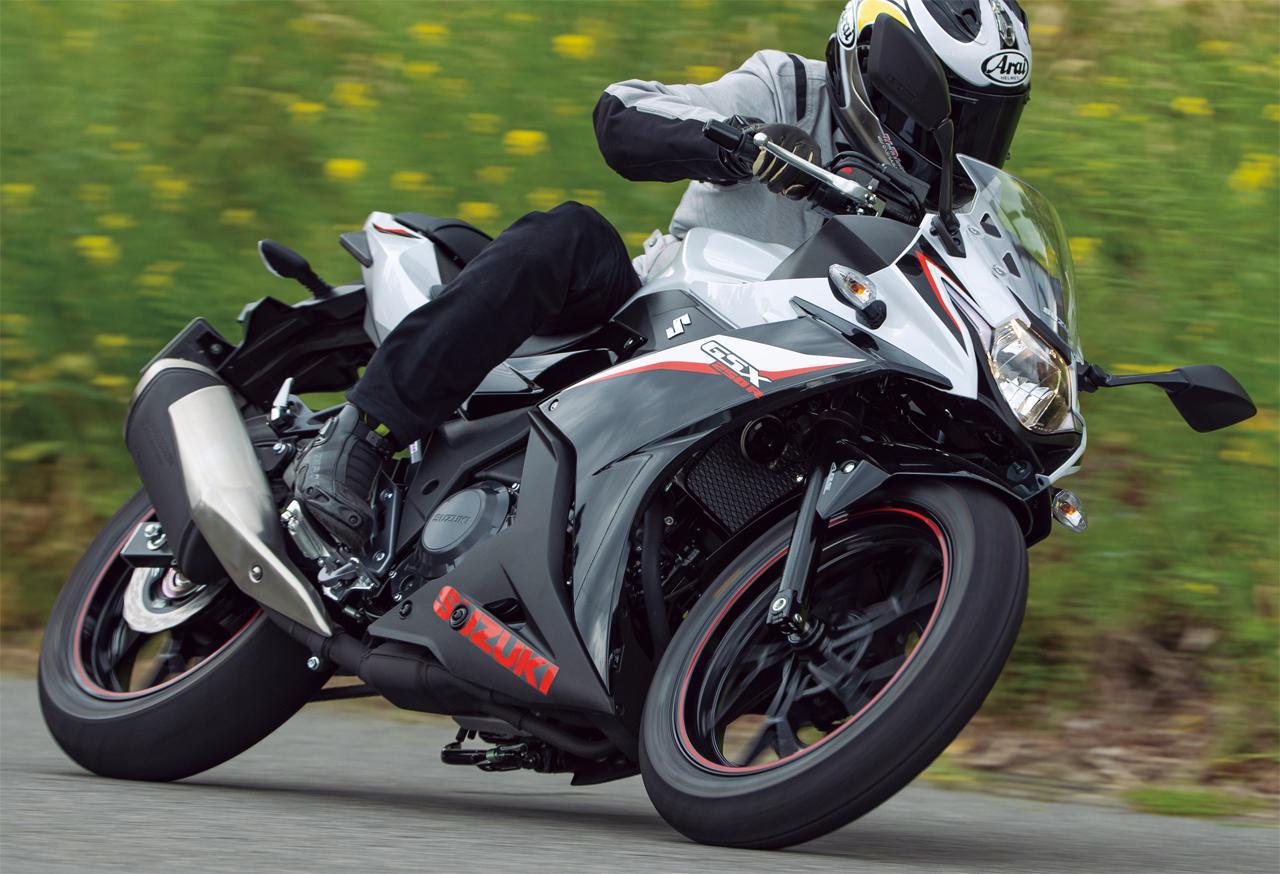 画像: 【インプレ】スズキ「GSX250R ABS」(2021年) - webオートバイ