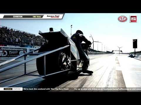 画像: New overall & final World record for Electric Drag Vehicles - Silver Lightning by True Cousins www.youtube.com