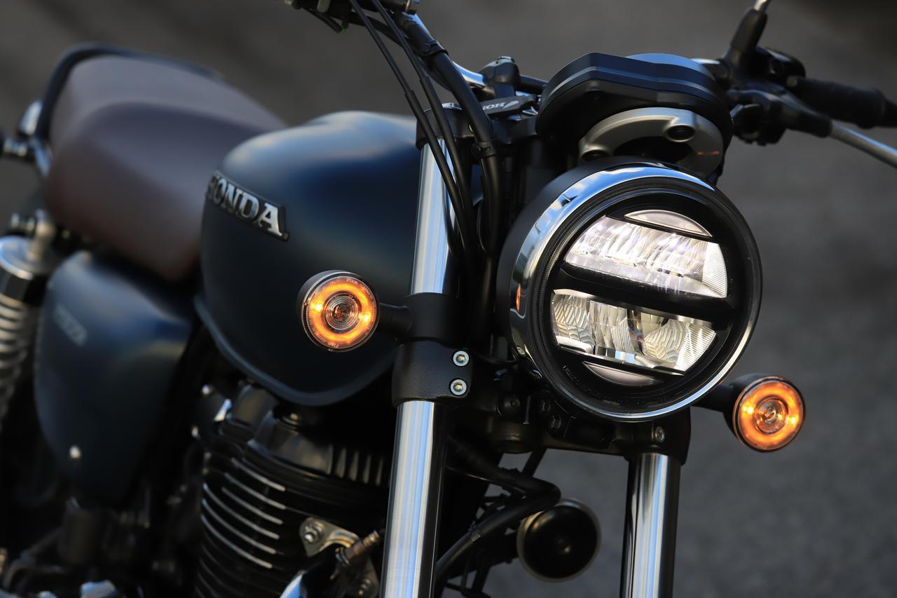 画像1: ホンダ「GB350」は通勤バイクとしても使える? 燃費や走り心地など2週間の街乗りで感じたことをレビュー
