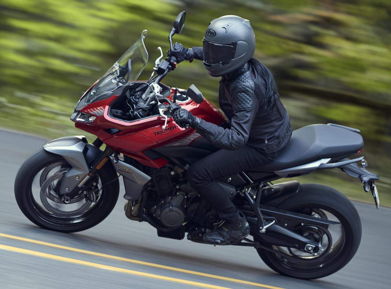 画像: 【10月5日追加情報】トライアンフ「タイガースポーツ660」詳細発表! - webオートバイ